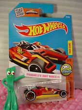 Case L/M 2016 i Hot Wheels HONDA RACER #25✰RED; yellow oh5✰DIGITAL CIRCUIT✰1:64