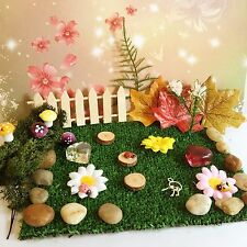 Fairy Garden Kit Fairy Door Miniature Accessory Fairies Dolls House Diy