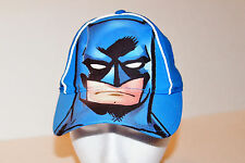 Batman Toddler Baseball Cap 2T-5T DC Comics Adjustable Washable