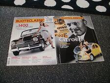 RUOTECLASSICHE    CLASSIC CAR MAGAZINE    APRIL 2010     ITALIAN TEXT