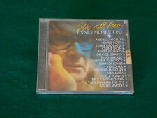 Various ‎– We All Love Ennio Morricone jewel case