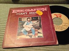 "ERIC CLAPTON SPANISH 7"" SINGLE SPAIN I CAN'T STAND IT BLUES"