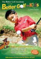 Better Golf for kids DVD