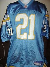 SAN DIEGO CHARGERS NFL JERSEY-XL- #21 TOMLINSON NFL REEEBOK/PLAYERS ON FIELD