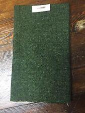 1/4 YD 100% WOOL FOR RUG HOOKING OR WOOL APPLIQUE ~ GREEN EYES