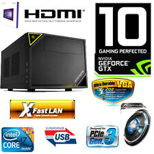 Mini PC Gamer Intel Core i7 6700 4x4,00GHz-16GB DDR4-6GB GTX 1060-4xUSB3.0 HDMI
