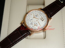 A. Lange & Söhne Lange 1 Time Zone 41.9mm Mens Watch 18kt Rose Gold 116.032