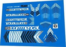 COMMENCAL Supreme DH V3 Sticker / Decal Set