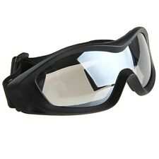 Fashion Racing Sport Anti-UV Windproof Motorcycle Scooter Riding Goggles Eyeware