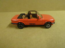 MATCHBOX MADE IN MACAU 1/58 - BMW 323i CABRIOLET