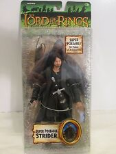 Lord of the Rings ~ Fellowship of the Ring ~ Super Poseable Strider ~ MOC