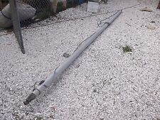 """19 feet 8 inches extended Sailboat Sailing Whisker Pole - 4"""" diameter pole"""