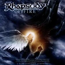 Rhapsody of Fire-the Cold Embrace Of Fear-CD NEUF