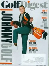 2014 Golf Digest Magazine: Johnny Manziel/Golfers Who Give Back/Pipe Your Driver