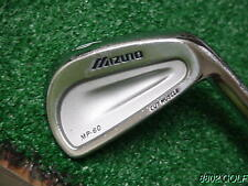 Mizuno Mp-60 Forged 6 Iron  Dynamic Gold High Launch S-300 Stiff