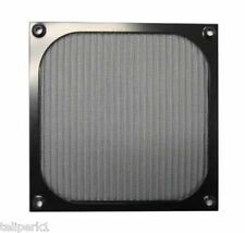 Computer Fan Dust Filter - Aluminum, 120mm, Black