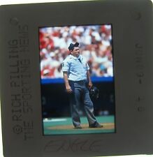 BOB ENGEL NATIONAL LEAGUE UMPIRE 1965-1990 umpired 3,630 GAMES ORIGINAL SLIDE 2