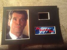 James bond die another day 6x4 film cell display