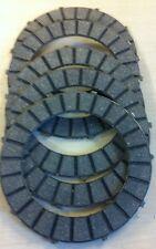 Triumph Pre Unit 5t 6tT100 T110 Etc Clutch Friction Plates X5 Free Uk Postage