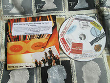 Music From The OC: Mix 6 Covering Our Tracks WASTED 05 UK PROMO CD Single