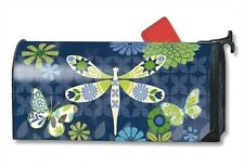Magnet Works Capistrano Dragonfly Magnetic Mailbox Wrap Cover