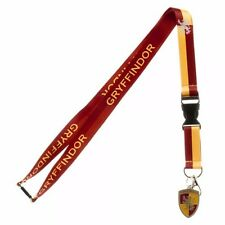 Harry Potter Gryffindor School Lanyard Officially Licensed Neck Strap ID Holder