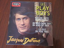 JACQUES DUTRONC Play Boys French Ep