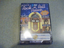 THE BEST OF ROCK N ROLL PALACE DVD THE COMETS BRAND NEW AND SEALED