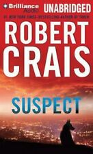 Suspect by Robert Crais (2013, MP3 CD, Unabridged)