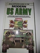 VINTAGE - AN ILLUSTRATED GUIDE TO THE MODERN US ARMY MILITARY COLLECTIBLE BOOK