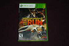 Need for Speed: The Run -- Limited Edition (Microsoft Xbox 360, 2011)