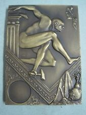 Code of Ethics of Lions Fight for the success of my profession bronze medal nude