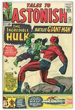 Tales to Astonish #59 FN-