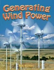 Generating Wind Power (Energy Revolution)-ExLibrary