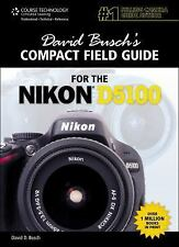 David Busch's Compact Field Guide for the Nikon D5100 - Like New
