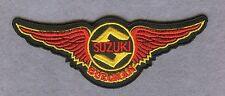 Suzuki Burgman Patch