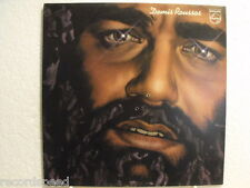 "★★ 12"" LP - DEMIS ROUSSOS - Same - FOC (Lyrics) - Philips 9199 575 ENGLAND"