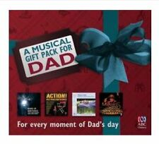 BAND OF BROTHERS+ACTION THEMES+MAHLER 5+WORRY FREE = Dad's Pack = NEW CD