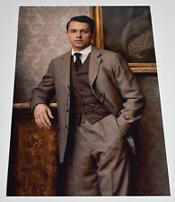 Julian Ovenden Signed Autograph 12x8 photo AFTAL TV Downton Abbey & COA