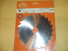 Sandvik Mini Carbide 1840-8A Circular Saw Blade - 185mm Dia. - As Photo