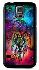 Fox Fur Nebula Galaxy Space Dreamcatcher D4 Case Cover For SAMSUNG GALAXY S5