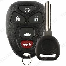 Replacement for Pontiac G5 G6 Solstice Saturn Remote Car Key Fob 5b Set