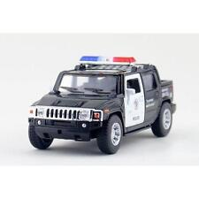 2005 Hummer H2 SUT Police 1:40 Scale Die-Cast