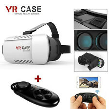 VR Virtual Reality 3D Glasses Google Cardboard+ Gamepad For LG V10 G5 G4 G3 G2