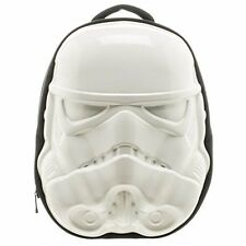 Star Wars Series Storm Trooper Helmet 3D Molded Backpack