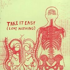 BRIGHT EYES-TAKE IT EASY: LOVE NOTHING CD5 Maxi NEW