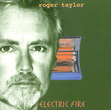 Roger Taylor Electric Fire SEALED 1998 UK CD Queen Smile Journey Heart The Cross