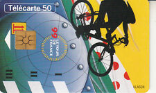 France télécarte 50 Le tour de France 99