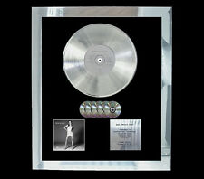 MARIAH CAREY NUMBER 1s   MULTI (GOLD) CD PLATINUM DISC FREE POSTAGE!!