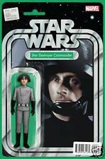 STAR WARS #9 Christopher Action Figure Variant Cover STAR DESTROYER COMMANDER